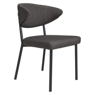 Pontus Dining Chair Black (Set of 2)