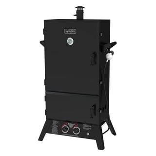 """Dyna-Glo DGW1904BDP-D 43"""" Wide Body LP Gas Smoker"""