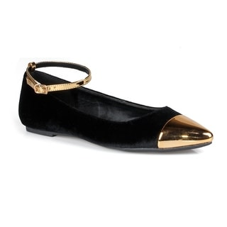 Mark and Maddux Brady-03 Pointed-Toe Women's Flats