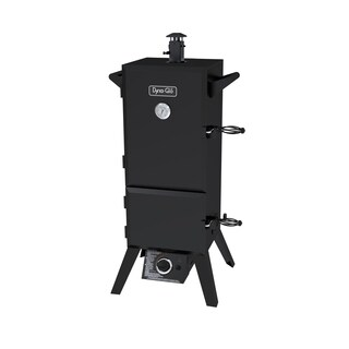 "Dyna-Glo DGY784BDP 36"" Dual Door LP Gas Smoker"