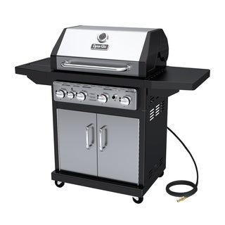 Dyna-Glo DGA480SSN-D 4 Burner Stainless Natural Gas Grill