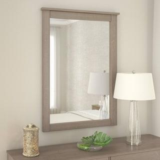 Somerset Ash Grey Mirror