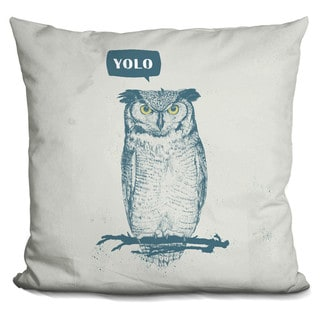 Balazs Solti 'All you need is love' Throw Pillow