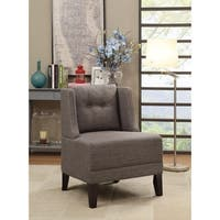 Kaarli Fabric-upholstered Accent Chair