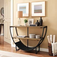 Uplift Stand Console Table