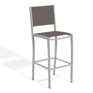 Oxford Garden Travira Bar Chair - Cocoa Sling
