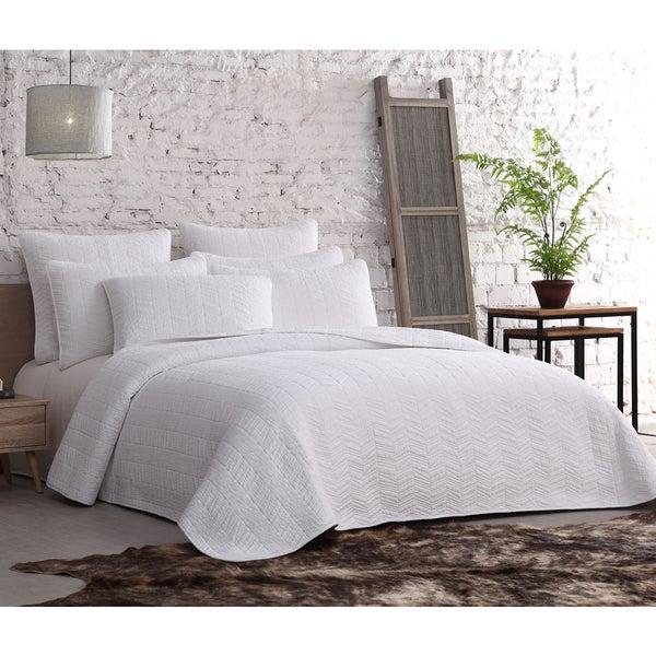 Estate Bleeker Cotton Quilt Set