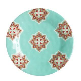 HiEnd Accents Western Melamine Salad Plate