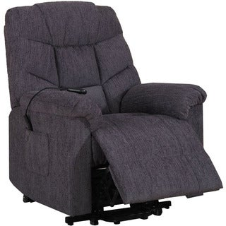 Cambridge Chester Solid Twill Lift Recliner
