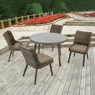Madison Park Dana Grey/ Sand Outdoor Side Chair Set of 2|https://ak1.ostkcdn.com/images/products/15974995/P22371481.jpg?impolicy=medium