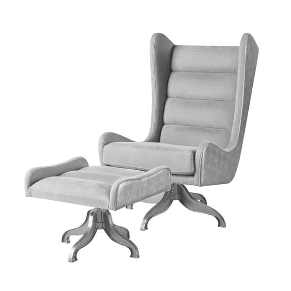 Awesome Shop Tommy Hilfiger Helios Swivel Chair With Wingback Machost Co Dining Chair Design Ideas Machostcouk