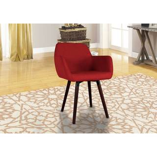 Shop Durango Solid Wood Mid Century Accent Chair Free