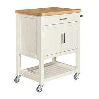 Conrad White Kitchen Cart|https://ak1.ostkcdn.com/images/products/15975061/P22371517.jpg?impolicy=medium