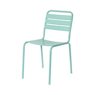 INK+IVY Tinley Seafoam Outdoor Side Chair (Set of 2)