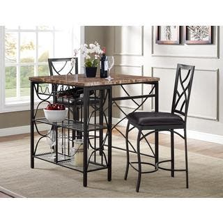 Bar & Pub Table Sets For Less | Overstock.com