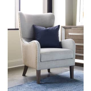 Upholstered Living Room Chairs For Less | Overstock.com