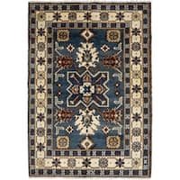 """Adedis Hand Knotted Area Rug - 5'10"""" X 8'2"""""""