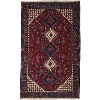 Yalameh Hand Knotted Area Rug