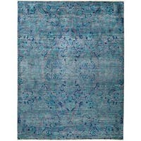 """Atakhan Hand Knotted Area Rug (8'2"""" X 10'3"""")"""