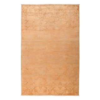 """Overdyed Nataj Hand Knotted Area Rug (5'10"""" X 9'1"""")"""