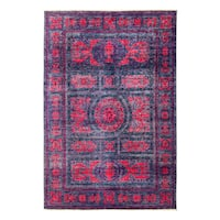 """Kamein Hand Knotted Area Rug - 6'1"""" X 8'9"""""""