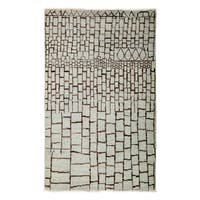 Basalwan Hand Knotted Area Rug