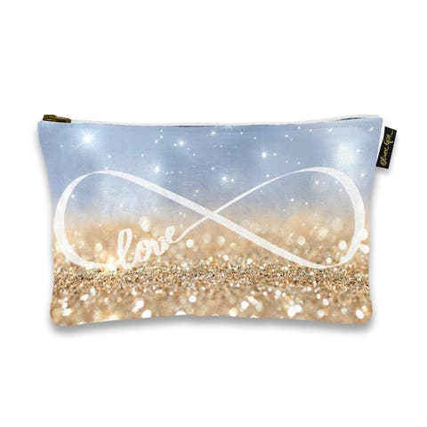 Oliver GalInfinite Love Sign Pouch