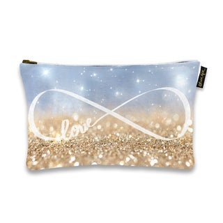 Oliver Gal'Infinite Love Sign' Pouch