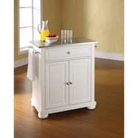 Free Shipping On Portable Kitchen Islands You Need In 2021 Overstock