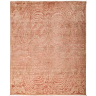 "Ghanuris Hand Knotted Area Rug - 8'2"" x 9'10"""
