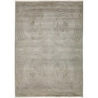 "Maranyet Hand Knotted Area Rug (6'4"" X 8'9"")"