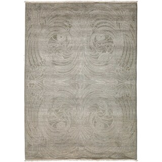 """Maranyet Hand Knotted Area Rug (6'4"""" X 8'9"""")"""