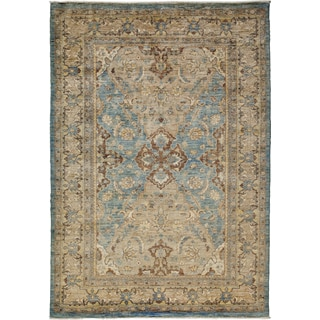 "Arrabi Hand Knotted Area Rug (6'2"" X 8'10"")"