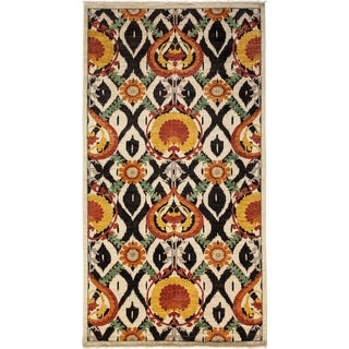 """Ardand Hand Knotted Area Rug (5'3"""" X 9'8"""")"""