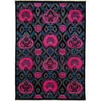 """Bahlunnadi Hand Knotted Area Rug (6' X 8'5"""")"""