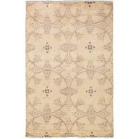 Jahran Hand Knotted Area Rug