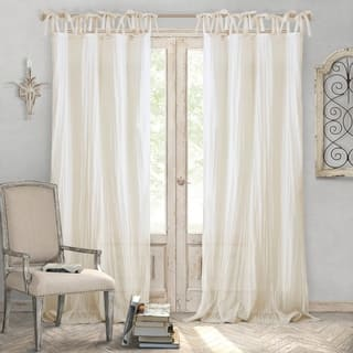 set grommet tulle l sheer and top stainless x fashion curtain curtains dp mix amazon best cotton tie nickel com match drapes steel ac textured w blackout lace vapor drape home