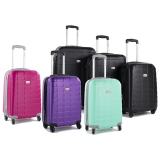 Hardside 3-Piece Expandable Spinner Upright Luggage Set