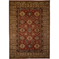 """Lihyammam Hand Knotted Area Rug (6'10"""" X 10'4"""")"""