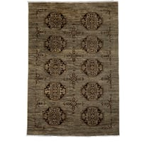 Qamsarahan Hand Knotted Area Rug - 4' X 5'10""