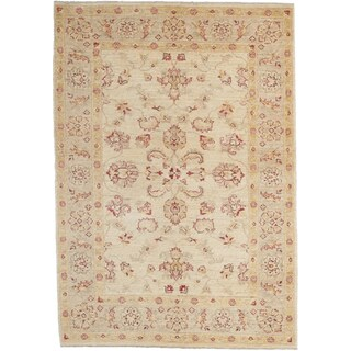 """Fawah Hand Knotted Area Rug (4'2"""" X 5'10"""")"""