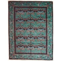"""Khorralan Hand Knotted Area Rug (7'10"""" X 9'10"""")"""