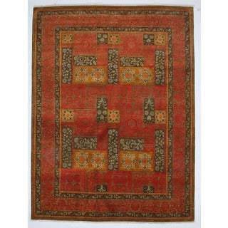 """Thudinah Hand Knotted Area Rug (8'1"""" X 10'7"""")"""