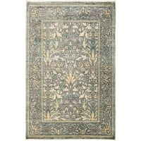 """Rirut Hand Knotted Area Rug (4'3"""" X 6'4"""")"""