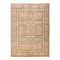 "Tisae Hand Knotted Area Rug - 6'3"" X 8'6"""
