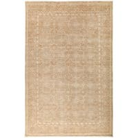 """Jablemanah Hand Knotted Area Rug - 6' X 9'2"""""""
