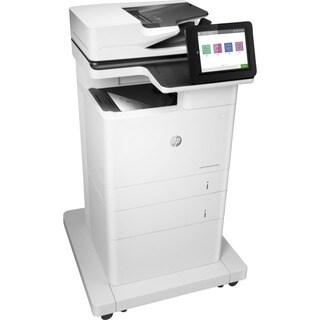HP LaserJet M632fht Laser Multifunction Printer - Monochrome - Plain