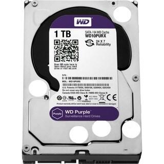 WD-IMSourcing Purple WD10PURX 1 TB Hard Drive - SATA (SATA/600) - 3.5