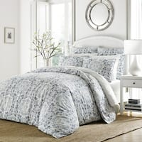 Stone Cottage Caldecott Blue Comforter Set