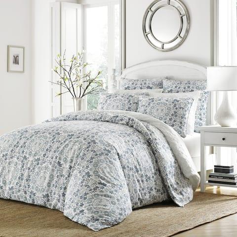 Stone Cottage Caldecott Blue Comforter Set